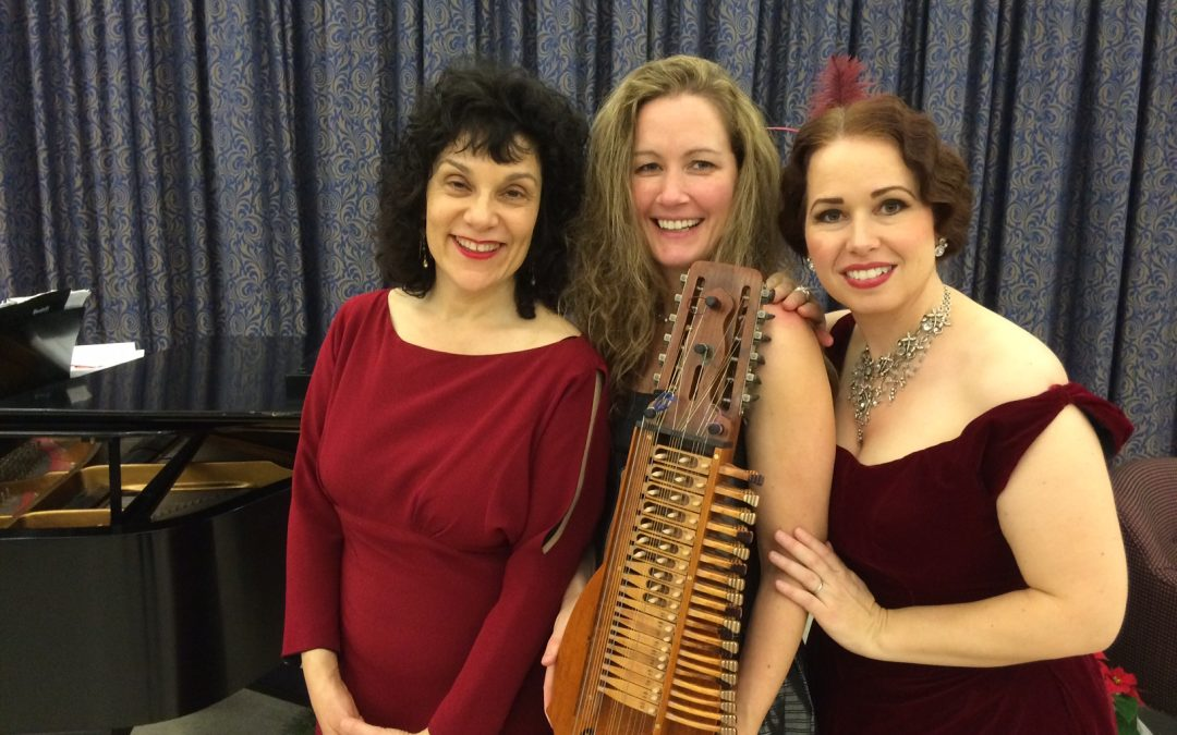 TangleTown Trio Concert